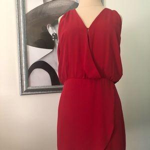 Red Helena Quinn Mini Dress - Revolve Clothing